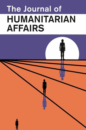 Cover Journal of Humanitarian Affairs