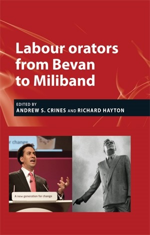 Cover Labour orators from Bevan to Miliband