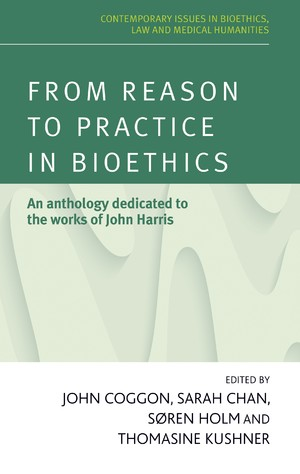 Cover From reason to practice in bioethics