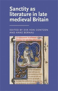 Cover Sanctity as literature in late medieval Britain