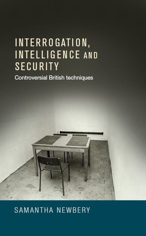 Cover Interrogation, intelligence and security