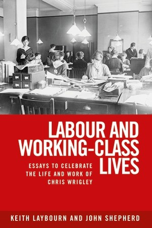 Cover Labour and working-class lives