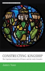 Cover Constructing kingship