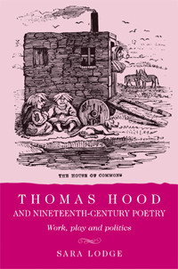 Cover Thomas Hood and nineteenth-century poetry