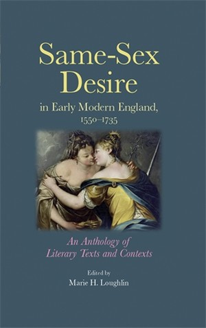 Cover Same-Sex Desire in Early Modern England, 1550–1735