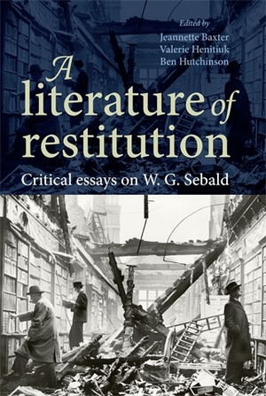 Cover A literature of restitution