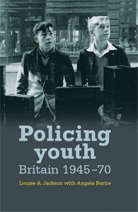 Cover Policing youth