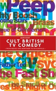 Cover Cult British TV comedy