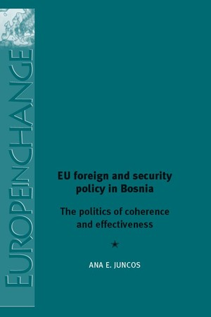 Cover EU Foreign and Security Policy in Bosnia