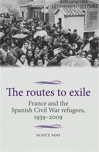 Cover The routes to exile