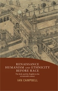 Cover Renaissance humanism and ethnicity before race