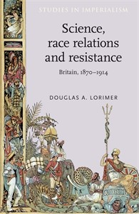 Cover Science, race relations and resistance