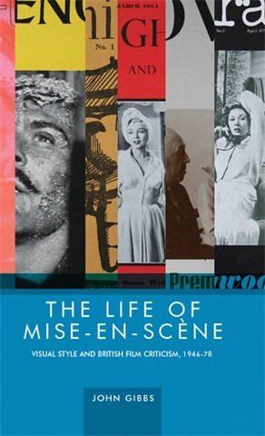 Cover The life of mise-en-scène
