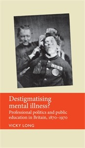 Cover Destigmatising mental illness?