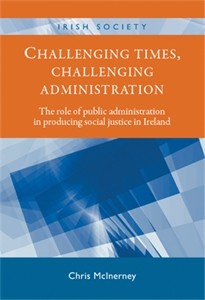 Cover Challenging times, challenging administration