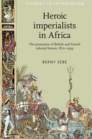 Cover Heroic imperialists in Africa