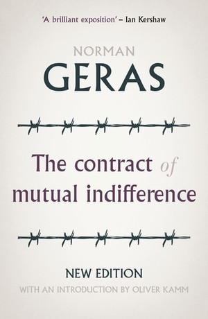 Cover The contract of mutual indifference