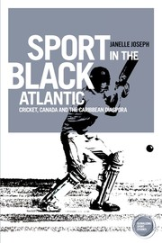 Cover Sport in the Black Atlantic