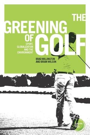 Cover The greening of golf