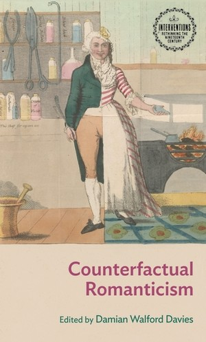 Cover Counterfactual Romanticism