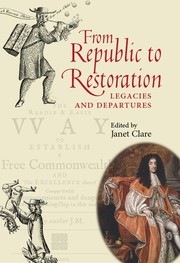 From Republic to Restoration