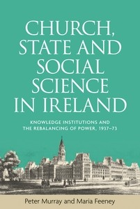 Cover Church, state and social science in Ireland