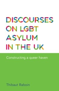 Cover Discourses on LGBT asylum in the UK