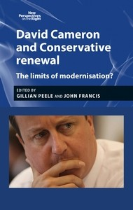 Cover David Cameron and Conservative renewal
