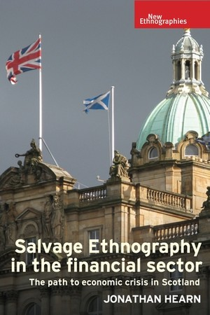 Cover Salvage ethnography in the financial sector