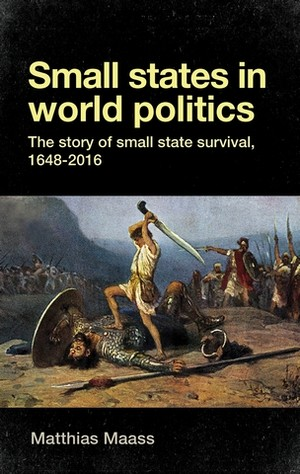 Cover Small states in world politics