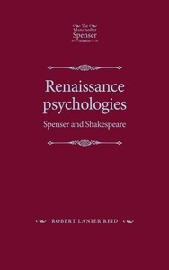 Cover Renaissance psychologies