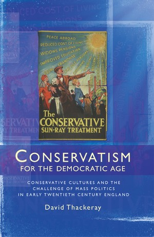 Cover Conservatism for the democratic age