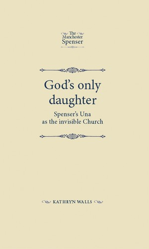 Cover God's only daughter