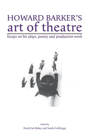 Cover Howard Barker's Art of Theatre