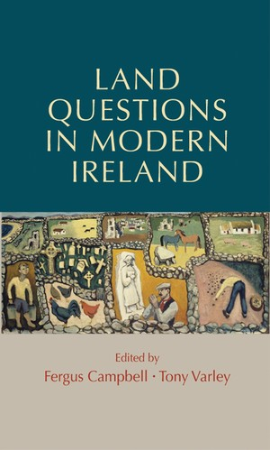 Cover Land questions in modern Ireland