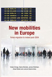 New mobilities in Europe