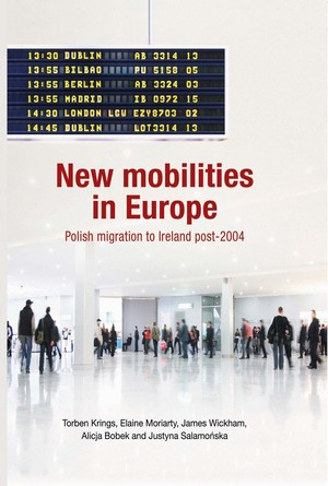 Cover New mobilities in Europe