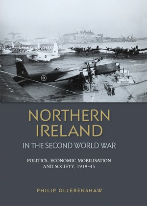 Cover Northern Ireland in the Second World War