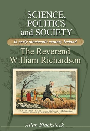 Cover Science, politics and society in early nineteenth-century Ireland