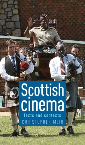 Cover Scottish cinema