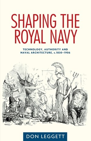 Cover Shaping the Royal Navy