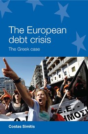 The European debt crisis