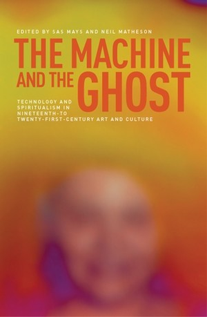 Cover The machine and the ghost