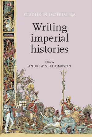Cover Writing imperial histories