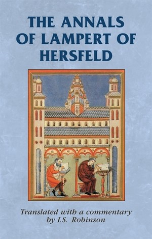 Cover The Annals of Lampert of Hersfeld