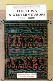 The Jews in western Europe 1400–1600