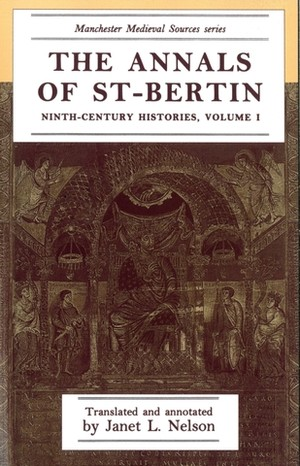 Cover The Annals of St-Bertin