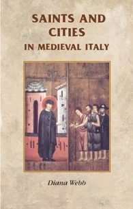 Cover Saints and cities in medieval Italy