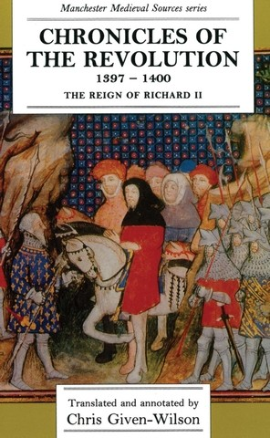 Cover Chronicles of the Revolution, 1397–1400