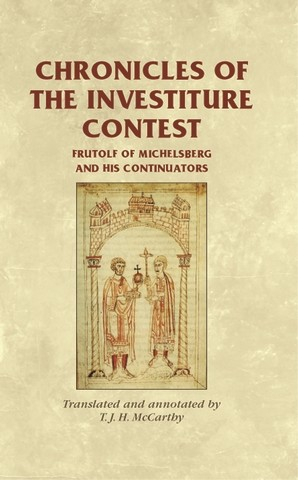 Cover Chronicles of the Investiture Contest